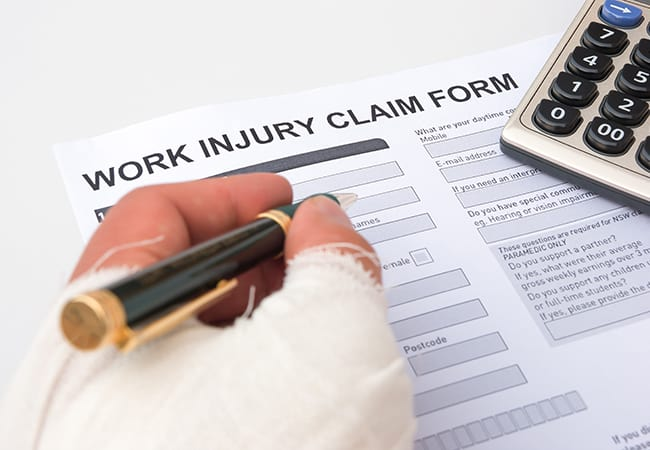 Work Injury Attorney Robert M Harman in Pasadena